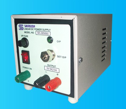 Continuously Variable Power Supply, Switch Mode Power Supply