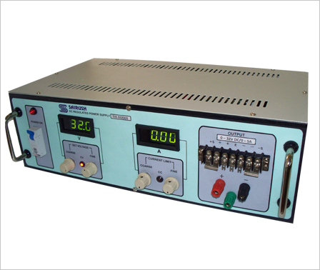 Continuously Variable (CV - CL) Power Supply - SVL